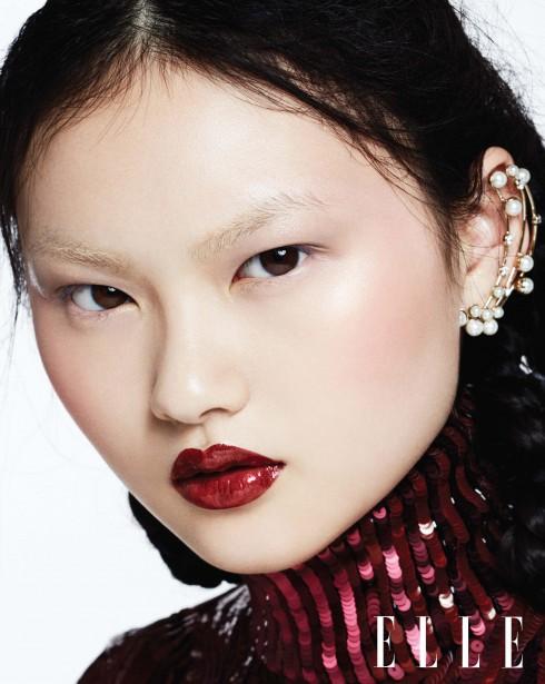 Trang điểm mắt phong cách Á Châu