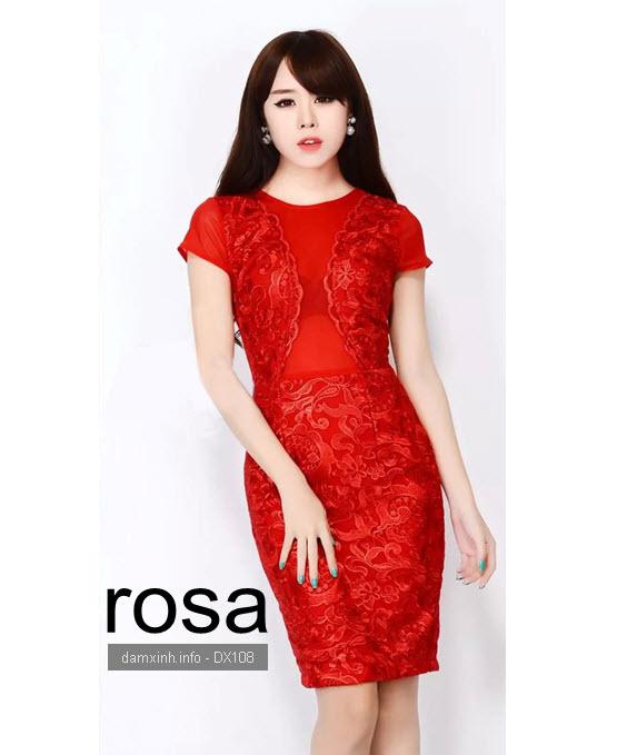 Body ren đỏ midori DX108