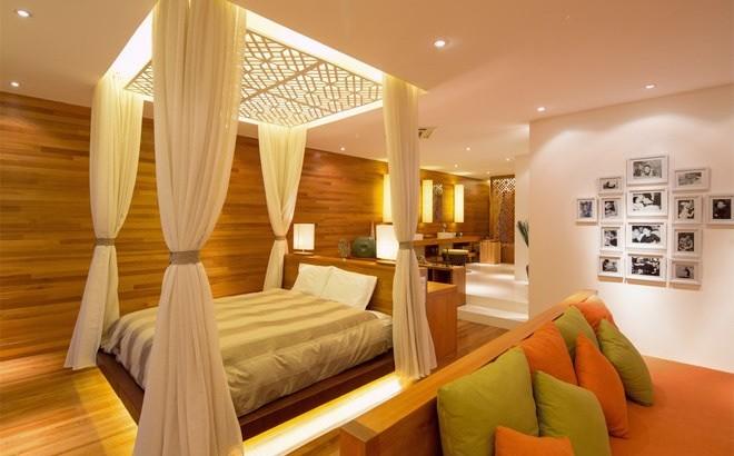 Nhà đẹp của ca sĩ Quang Dũng như khu nghỉ dưỡng