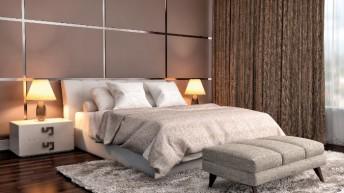 Cách làm ấm phòng ngủ khi đông về