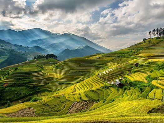 Sa Pa, Hội An, Hạ Long top cảnh đẹp nhất châu Á