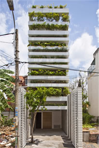 Stacking Green House