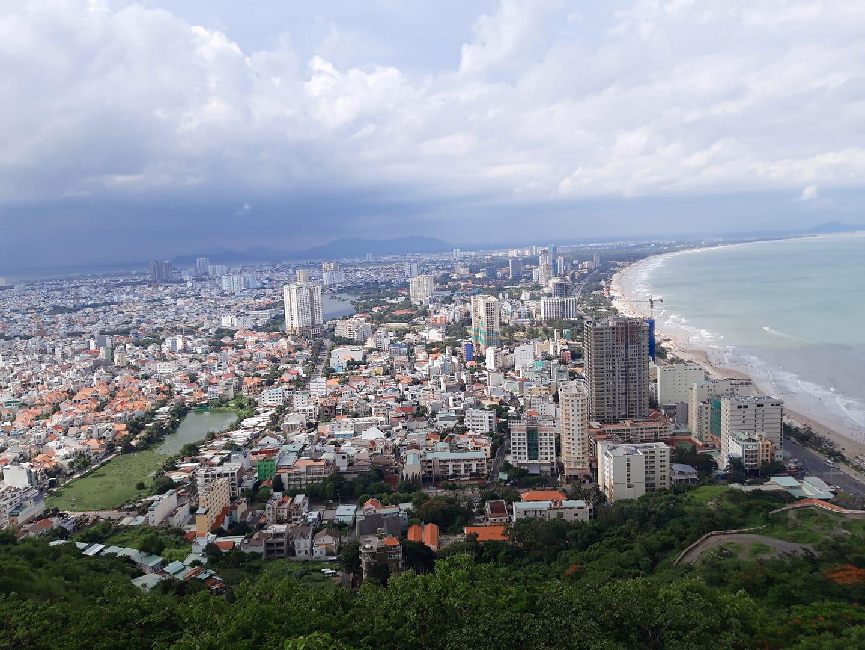 Vũng Tàu - thành phố đáng sống. Ảnh Huỳnh Như