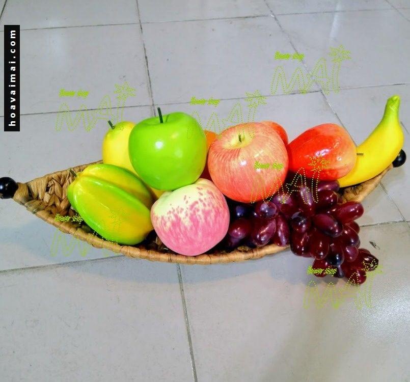 Trái cây giả trang trí