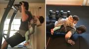Tập thể dục và không tập thể dục, thực sự có khác biệt rất lớn