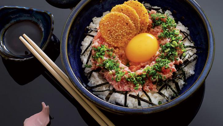 Tinh tế món Nhật