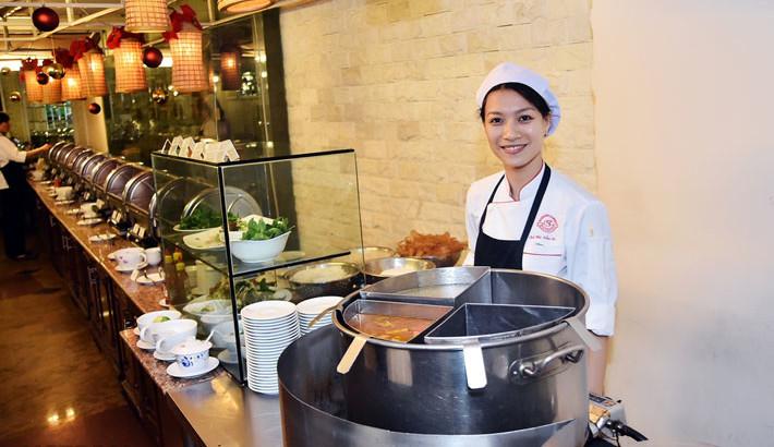 Buffet Đệ Nhất Trên 60 Món Việt, Á, Âu