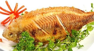 Cách rán cá tránh ung thư