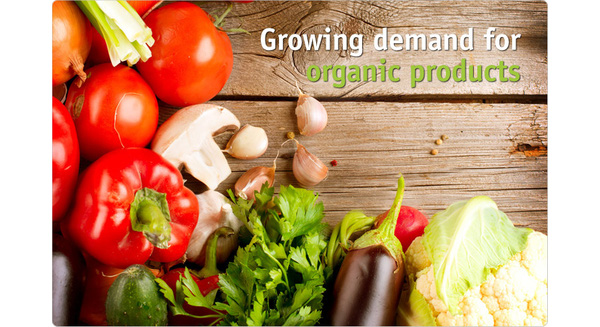Sợ hãi thực phẩm bẩn, tìm hiểu thực phẩm hữu cơ